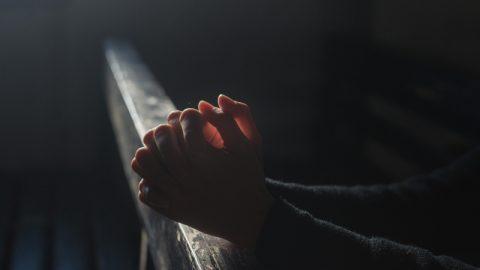 Was beten wir? Vater unser?