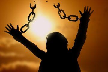 Zur Freiheit befreit ....
