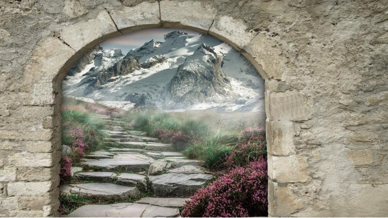 Der schmale Weg und das enge Tor