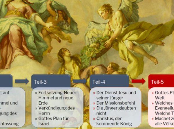 Der Plan Gottes Teil-5