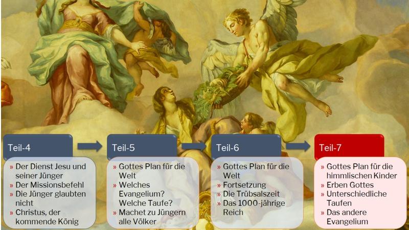 Der Plan Gottes Teil-7